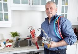 A handyman